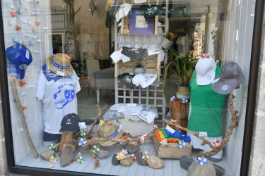 Vitrine les marmandises. (© communication@mairie-marmande.fr)