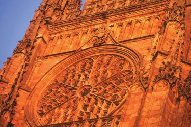 Cathédrale de Rodez. (© CDT 12)