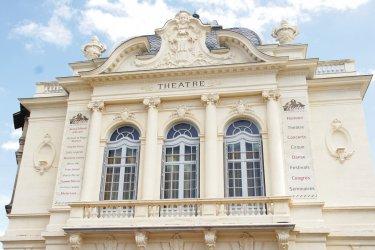 Théâtre de Châtel-Guyon. (© Théâtre de Châtel-Guyon)