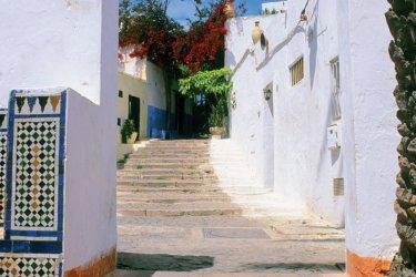 Kasbah des Oudayas. (© Author's Image)