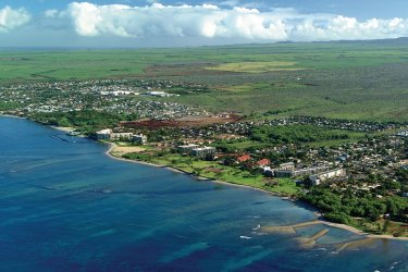 Survol de Kihei. (© Hawaii Tourism Authority (HTA) / Ron Garnett)