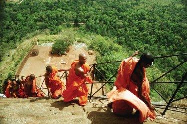 Moines bouddhistes (© Author's Image)