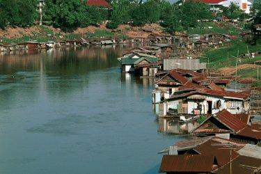 Vue de Phitsanulok et de la rivière Nan. (© Author's Image)