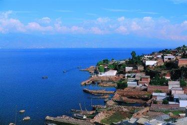 Village Hai Hin près du lac Erhai. (© Author's Image)