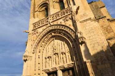 L'église Sainte-Radegonde (© Lawrence Banahan - Author's Image)