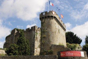 Le château d'Avranches (© KLP - Fotolia)