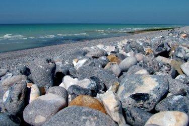 La plage de Cayeux-sur-Mer (© PAULINE DECROIX - FOTOLIA)