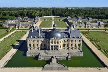 Parc et Jardins du Château de Vaux-Le-Vicomte. (© Lourdel Chicurel)