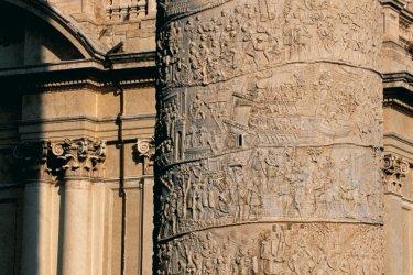 La colonne Trajane. (© John Frechet - Iconotec)