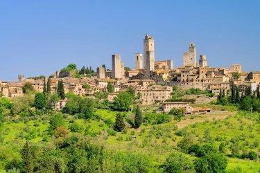 San Gimignano. (© LianeM / Shutterstock.com)