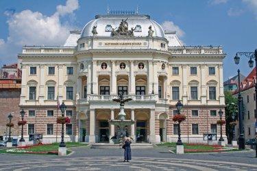 Théâtre national slovaque. (© Udo Kruse - Fotolia)
