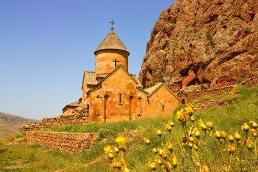 Monastère de Noravank.