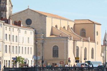 L'église Saint-Sauveur (© CMT17 - E. COEFFE)