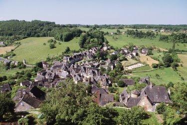 Panorama sur Turenne (© Florent RECLUS - Author's Image)