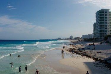 Plage de Cancun. (© renatamsousa - iStockphoto)