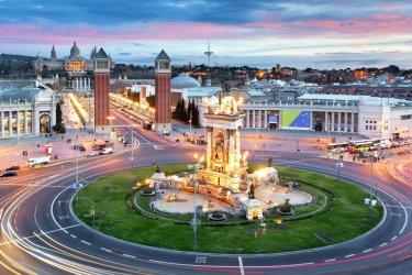 Plaça d'Espanya. (© TomasSereda)