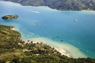 Fjord tropical de Paraty. (© Klaus Balzano - Shutterstock.com)