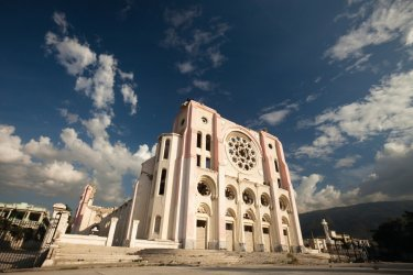 Cathédrale de Port-au-Prince. (© MickyWiswedel - iStockphoto.com)