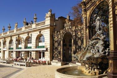 Place Stanislas à Nancy (© Gérard Labriet)