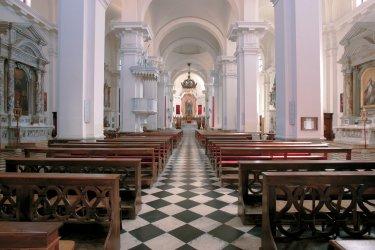 Cathédrale de Koper. (© Tourist Organization Koper / Sergio Gobbo)