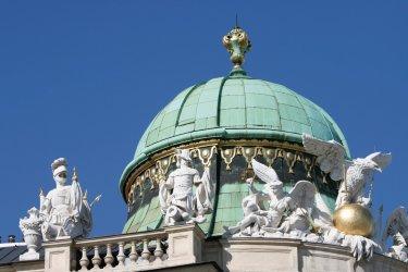 Palais de la Hofburg.