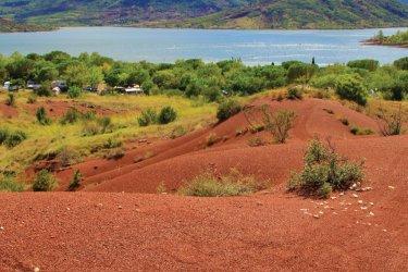 Lac du Salagou. (© Sigurcamp)
