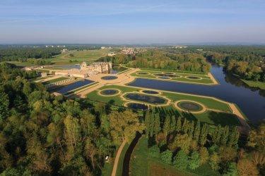 Domaine de Chantilly. (© Jérôme Huyvet)