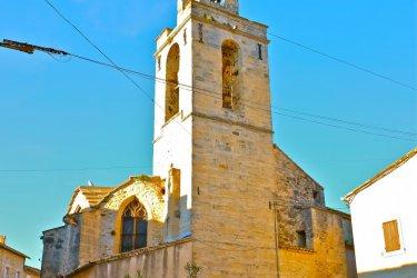 Eglise de Visan. (© 357680 ANDRE CUZEL - Fotolia)
