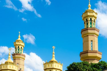 Minarets de la mosquée de Lilongwe. (© Pil-Art - Shutterstock.com)