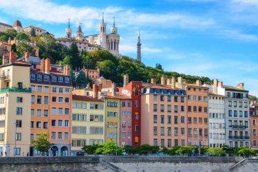 Lyon. (© Martin M303 / Shutterstuck.com)