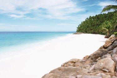 Seychelles : L'île de Frégate.