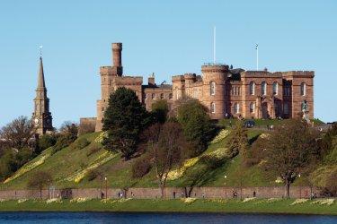 Inverness Castle. (© Gannet77 - iStockphoto.com)