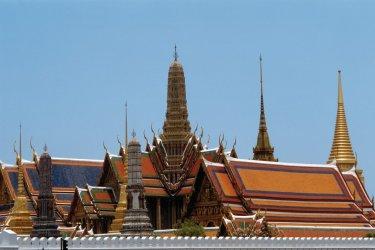 Top destination : Bangkok