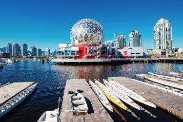 Destination week-end / séjour : Vancouver