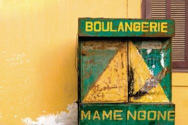 Boulangerie à Saint-Louis. (© Author's Image)