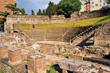 Teatro Romano. (© Bepsphoto - Fotolia)