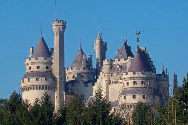 Le château de Pierrefonds (© Arenysam - Fotolia)