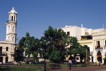 Parc Colón. (© Author's Image)