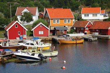 Top destination : Norvège