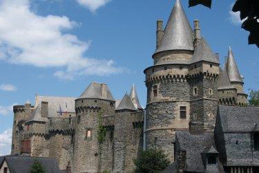 Le château-musée de Vitré. (© Lotharingia - Fotolia)