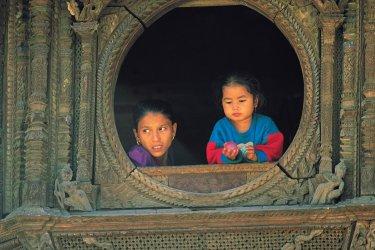 Villageoises de Patan. (© Hugo Canabi - Iconotec)