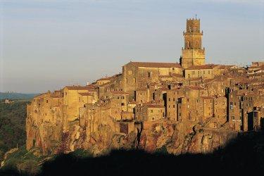 Village de Pitigliano. (© Eric Martin - Iconotec)