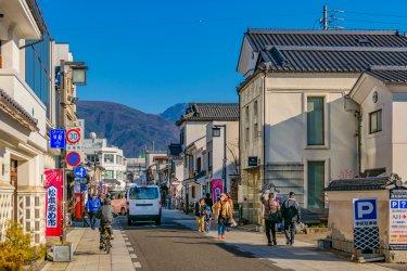 Quartier de Nakamachi. (© DFLC Prints - Shutterstock.com)
