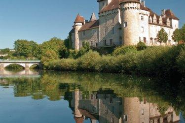 Le château de Cléron (© Olivier Poncelet - Fotolia)