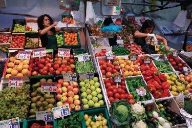 Marché de la Ribera, le plus grand marché alimentaire d'Europe. (© Philippe GUERSAN - Author's Image)