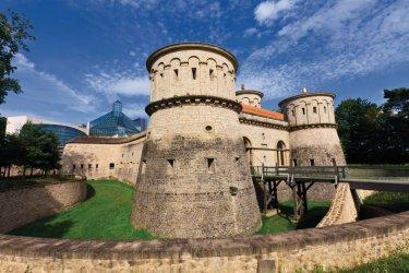 Fort Thüngen au parc Draï Eechelen. (© Philippe GUERSAN - Author's Image)