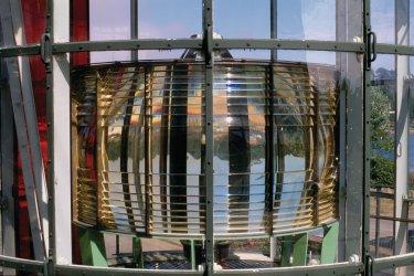 La lanterne du phare des Triagoz. (© Philippe GUERSAN - Author's Image)