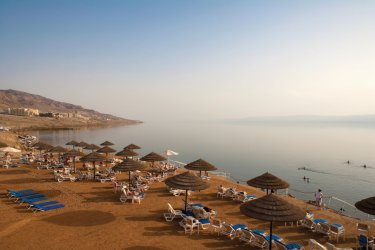 Hôtel Mövenpick Resort & Spa Dead Sea. (© Irène ALASTRUEY - Author's Image)