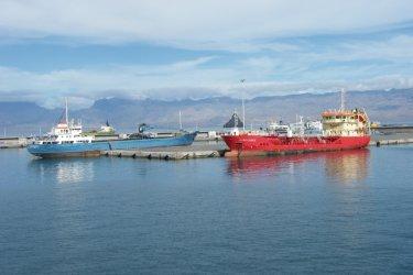 Port de Mindelo. (© Anca MICULA)