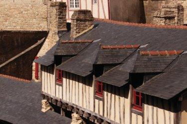 Ancien lavoir dans la vieille ville de Vannes. (© Irène Alastruey - Author's Image)